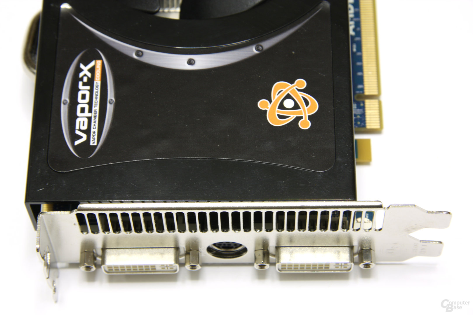 Radeon HD 4890 Atomic Anschlüsse
