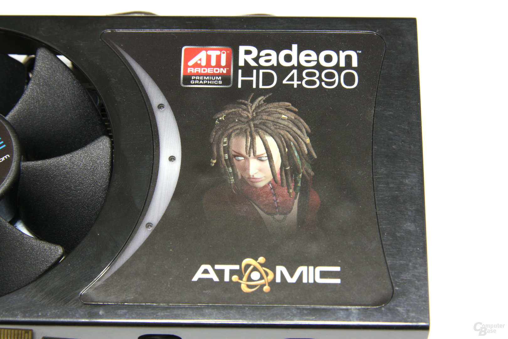 Radeon HD 4890 Atomic Logo