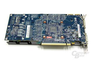 Radeon HD 4890 Atomic Rückseite