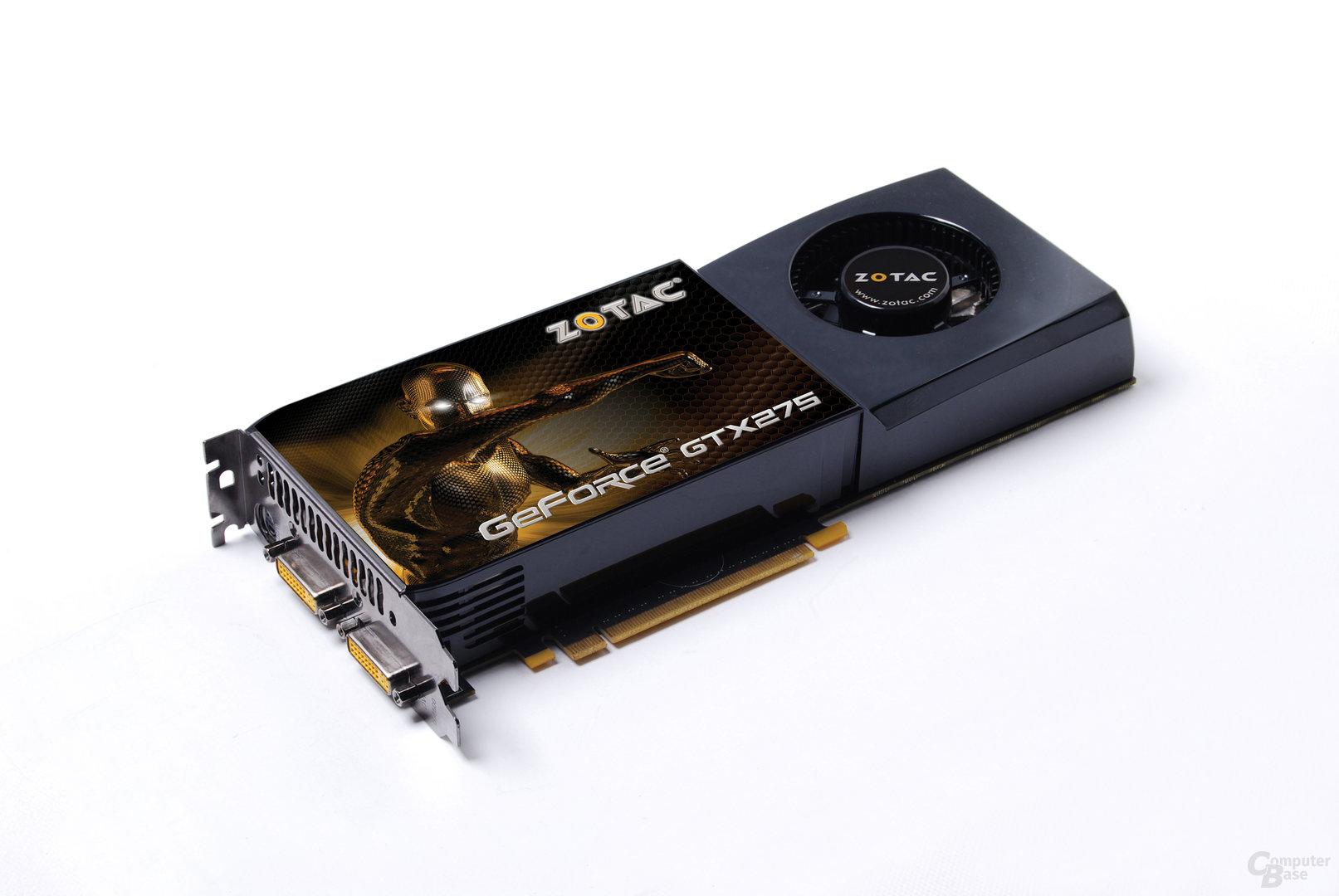 Zotac GeForce GTX 275 mit 1.792 MB