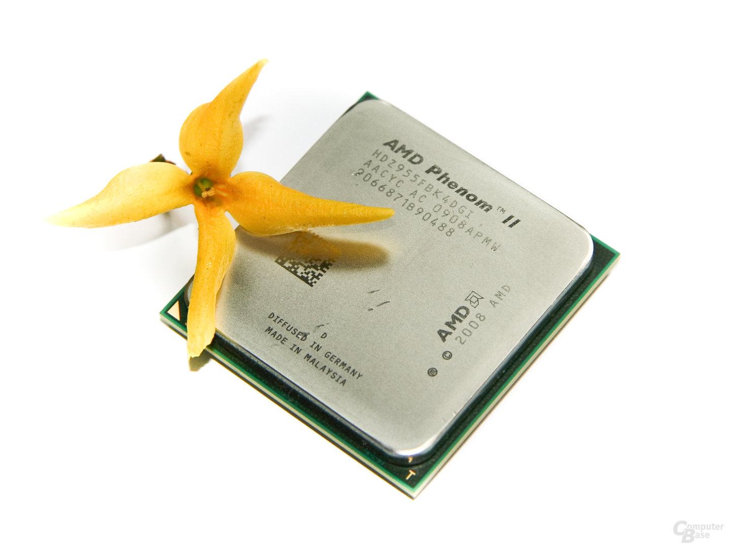 AMD Phenom II X4 955 Black Edition