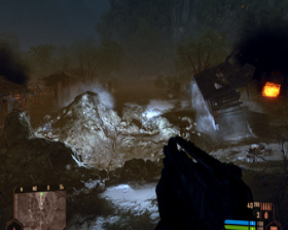 Crysis Warhead - GT200