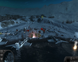 World in Conflict SA - RV790