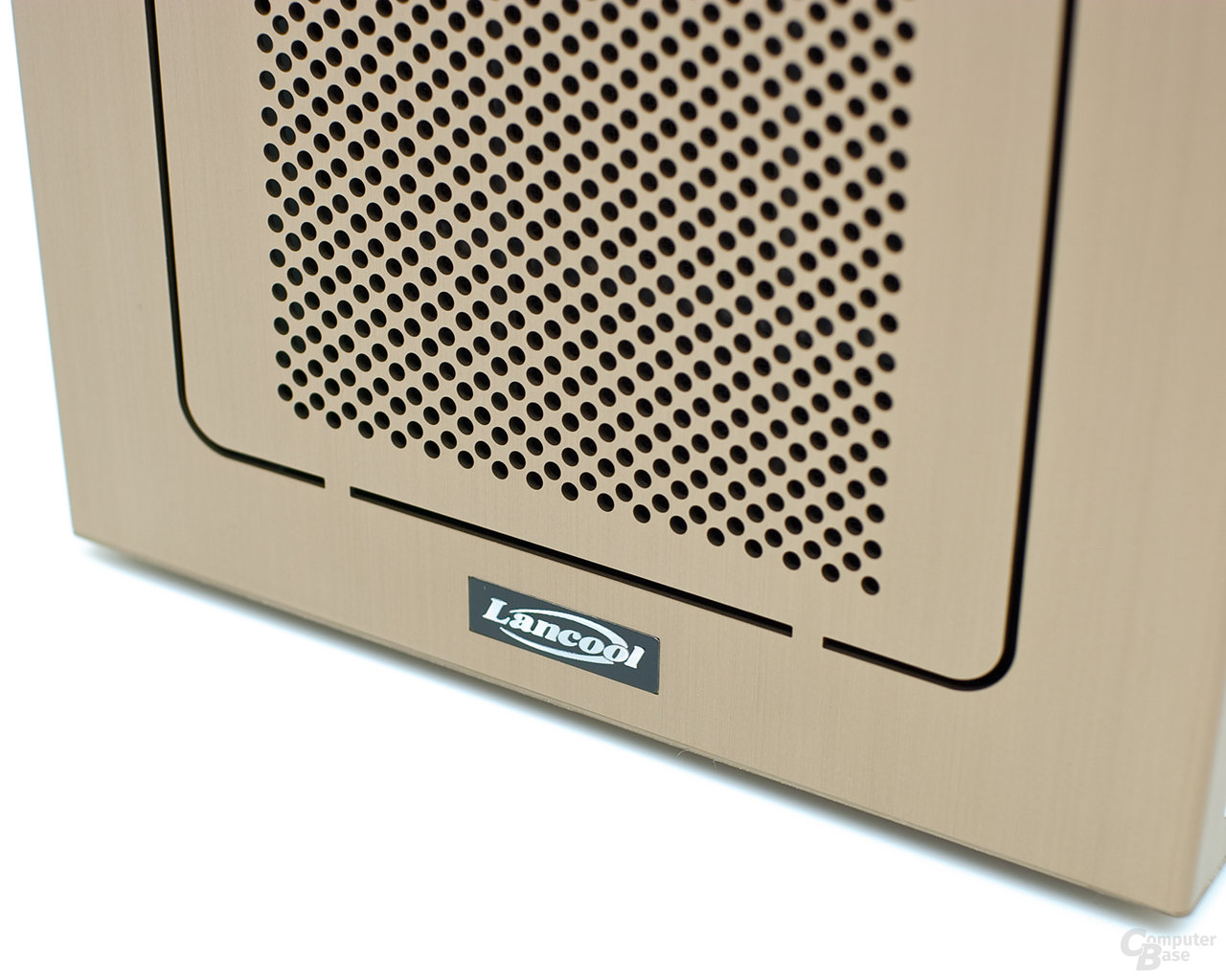 Lancool K7 – Frontdetail