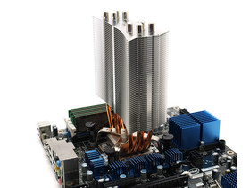 Nur Intels Sockel 1366 wird unterstützt