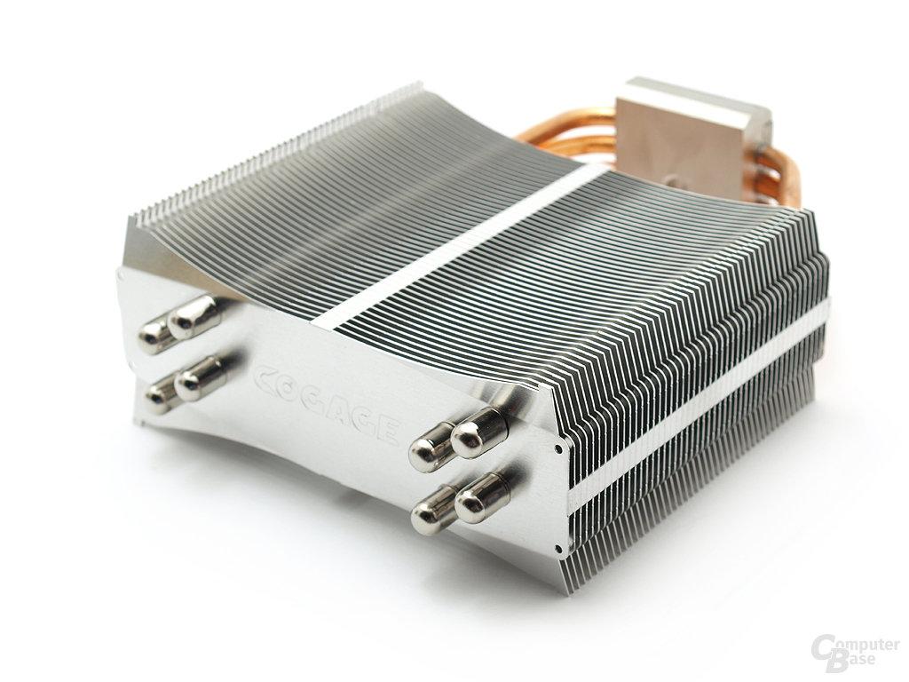 9Kühlkörper auf Basis der Ultra-120