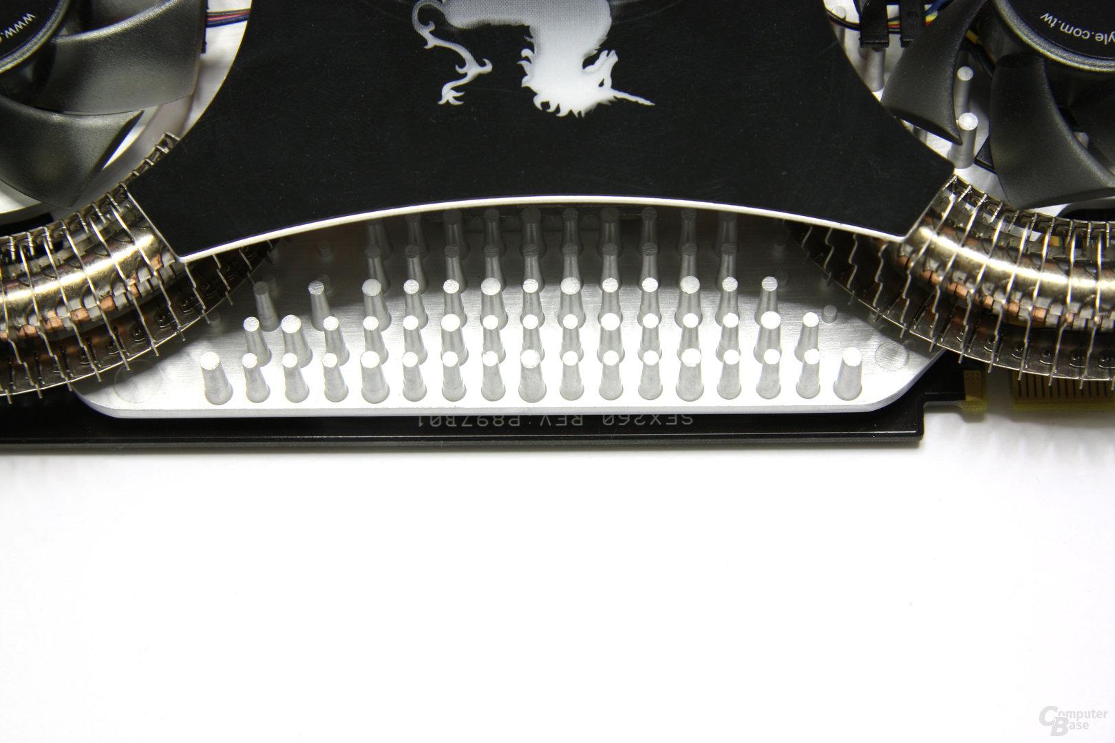 Calibre X265 Speicherkühler