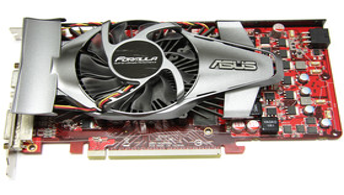 Asus Radeon HD 4770 Formula
