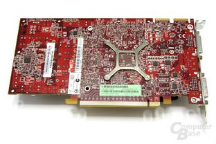 Radeon HD 4770 Rückseite