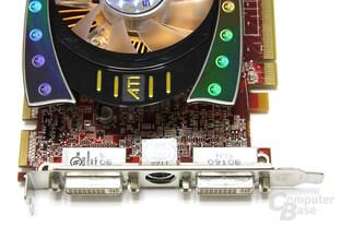 Radeon HD 4770 von oben