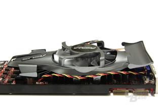 Radeon HD 4770 Formula Seitenansicht