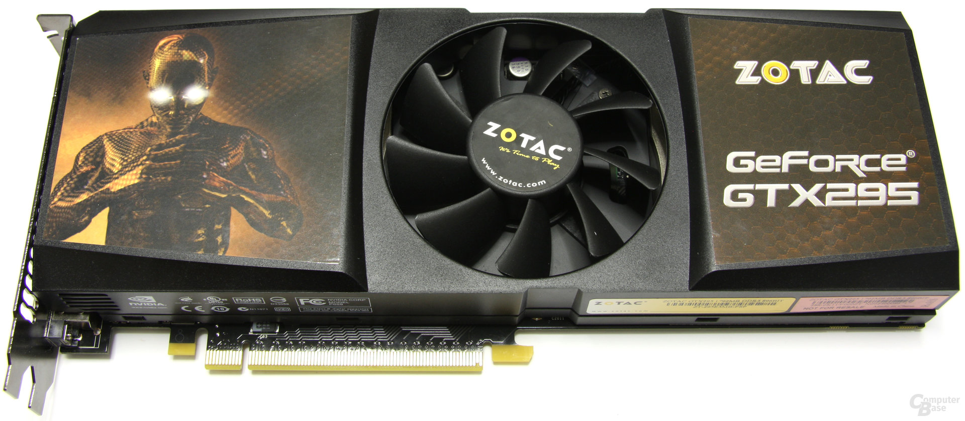 Zotac GeForce GTX 295
