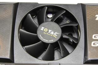 GeForce GTX 295 Lüfter