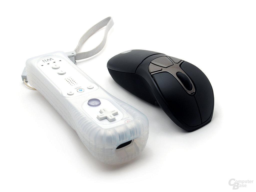 Der Wii-Remote auf den Spuren