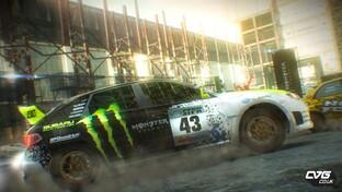 Colin McRae Dirt 2 samt DirectX 11