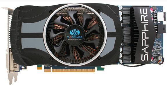 Sapphire Radeon HD 4890 Vapor-X 2 GB