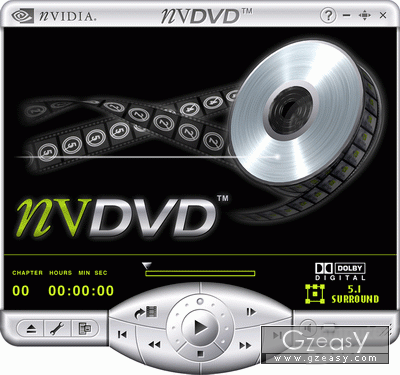 Nvidia Software DVD Player