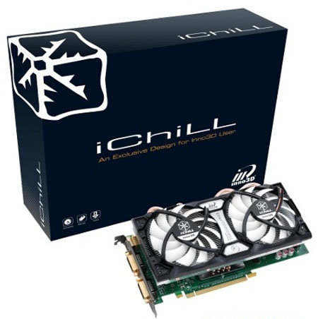 Inno3D iChill GeForce GTS 250
