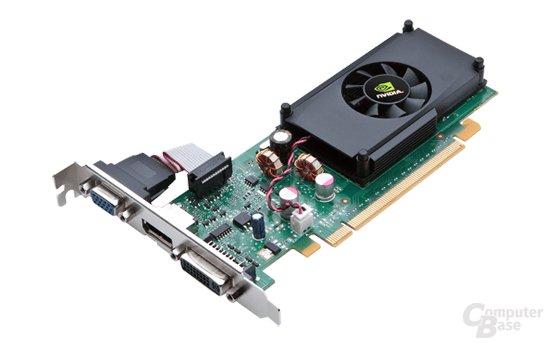 Nvidia GeForce G210