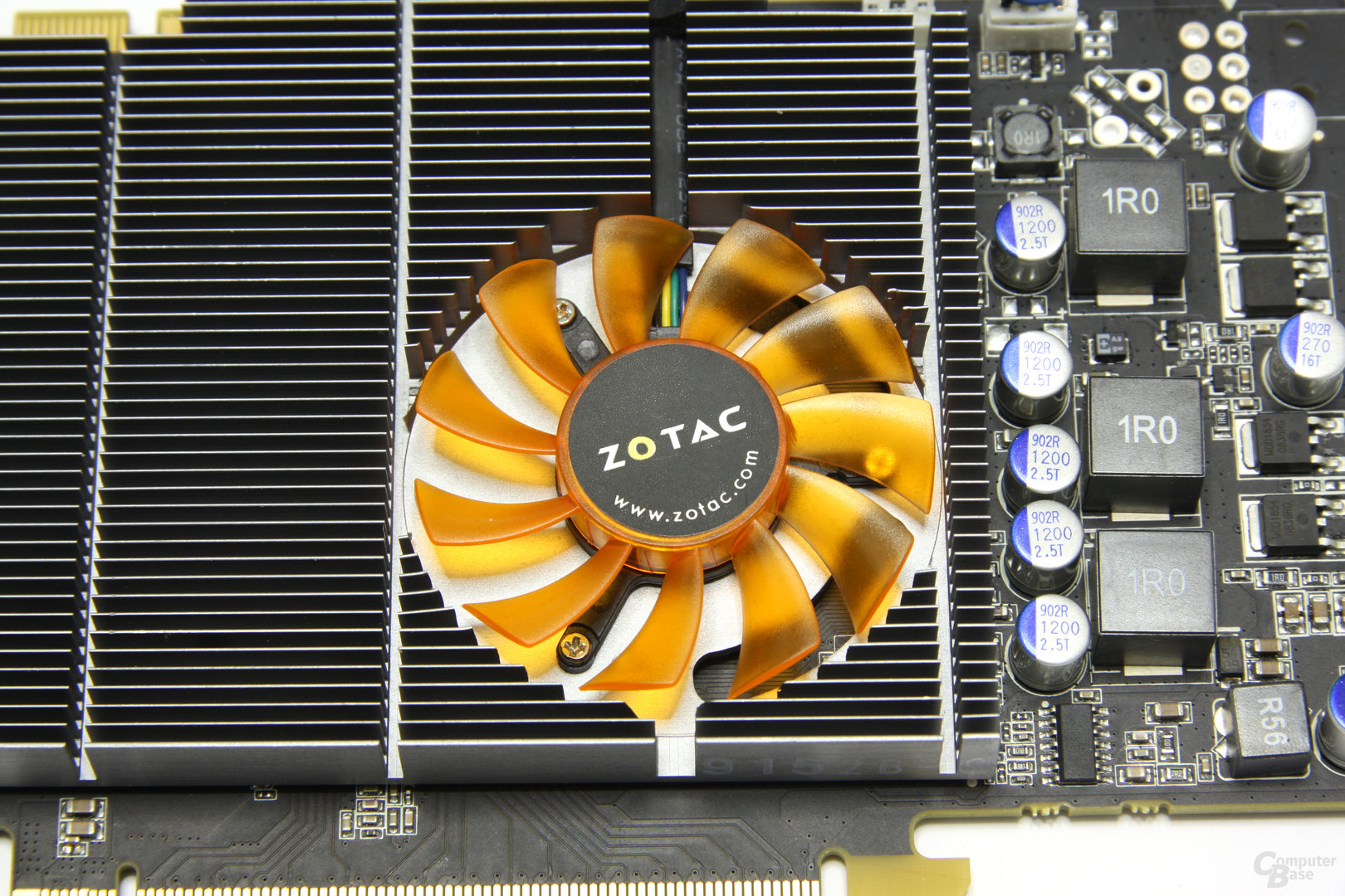 GeForce 9800 GT Eco Lüfter