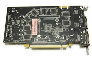 GeForce 9800 GT Eco Rückseite