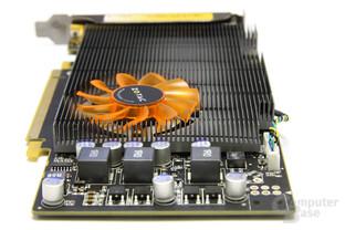GeForce 9800 GT Eco von hinten