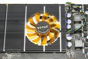 GeForce 9600 GT Eco Lüfter