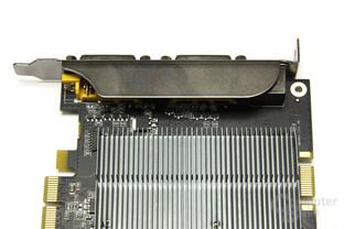 GeForce 9600 GT Eco von oben