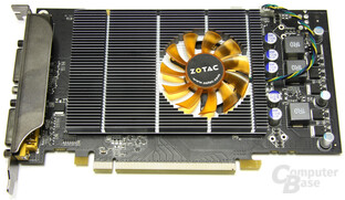 Zotac GeForce 9600 GT Eco