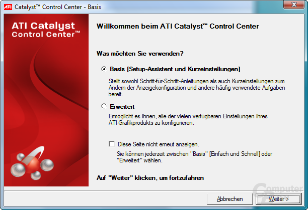 Catalyst 9.7 CCC