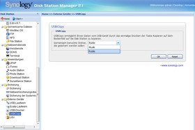 Synology Disk Station Manager 2.1