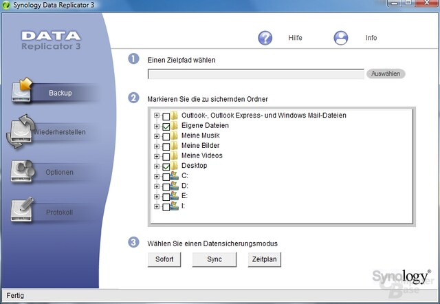 Synology Data Replicator 3