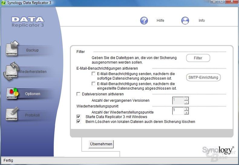 Synology Data Replicator 3