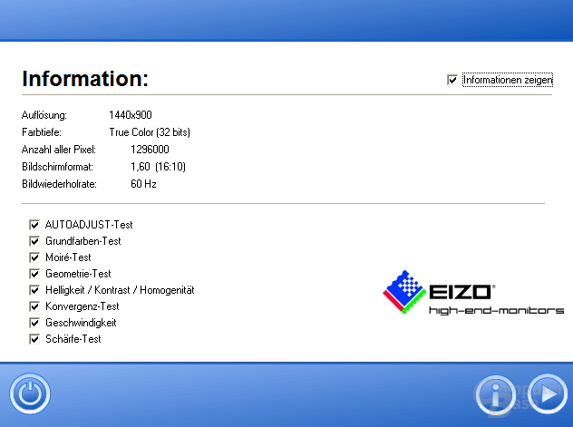 EIZO - Information