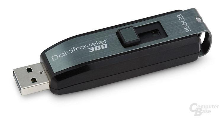 Kingston DataTraveller 300 mit 256 GByte