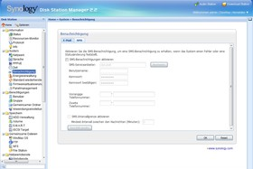 Synology Disk Station Manager 2.2