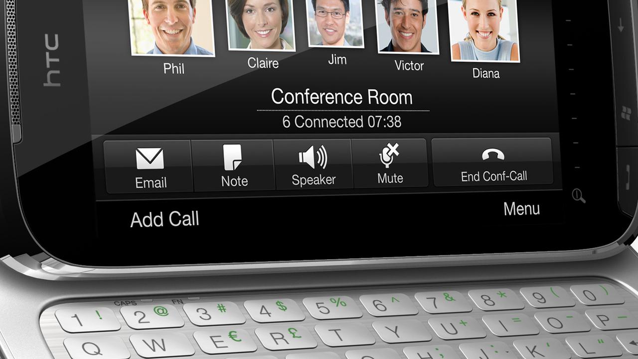 HTC Touch Pro 2 im Test: Starkes Smartphone fürs Geschäft