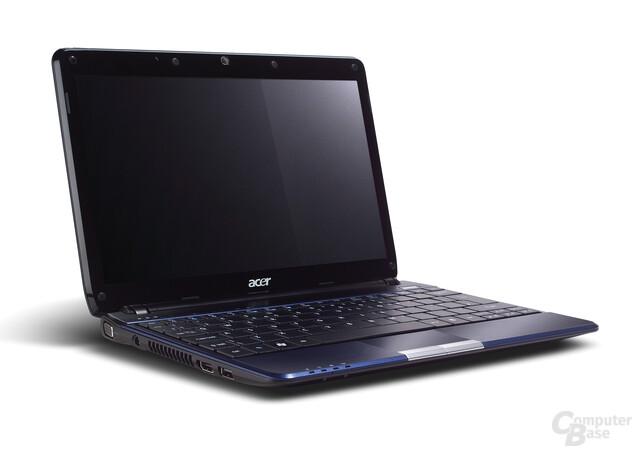 Acer Aspire 1810T in blau