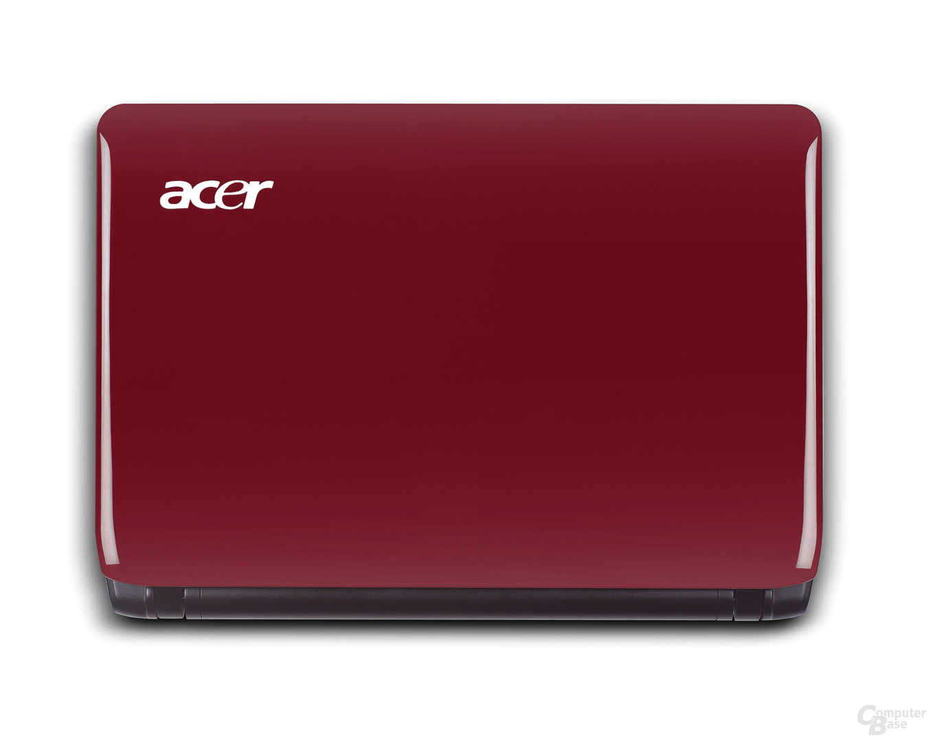 Acer Aspire 1810T in rot
