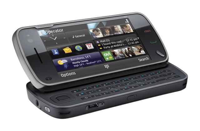 Nokia N97 schwarz