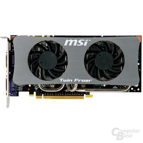 MSI N250GTS Twin Frozr