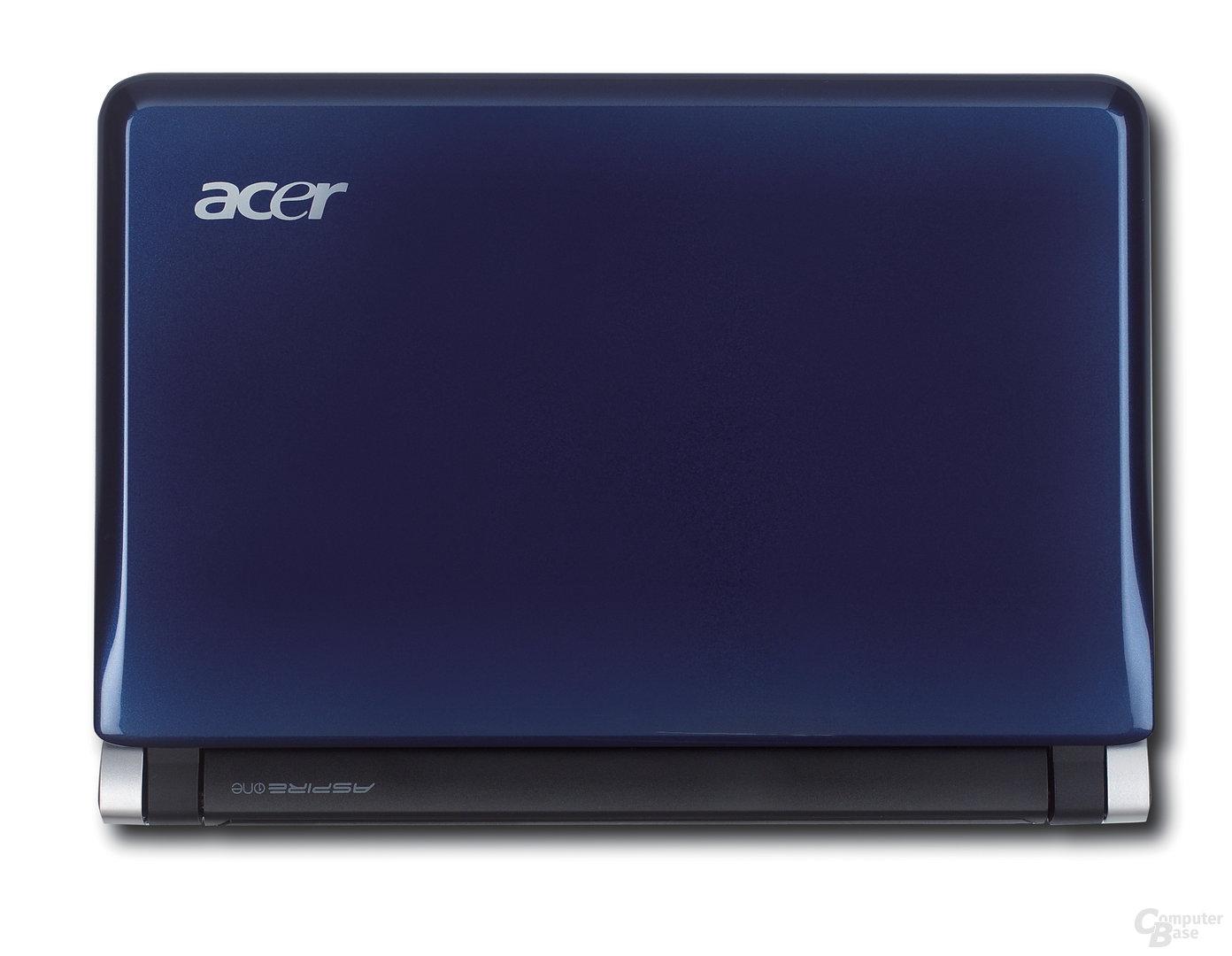 Acer Aspire one D250 in blau