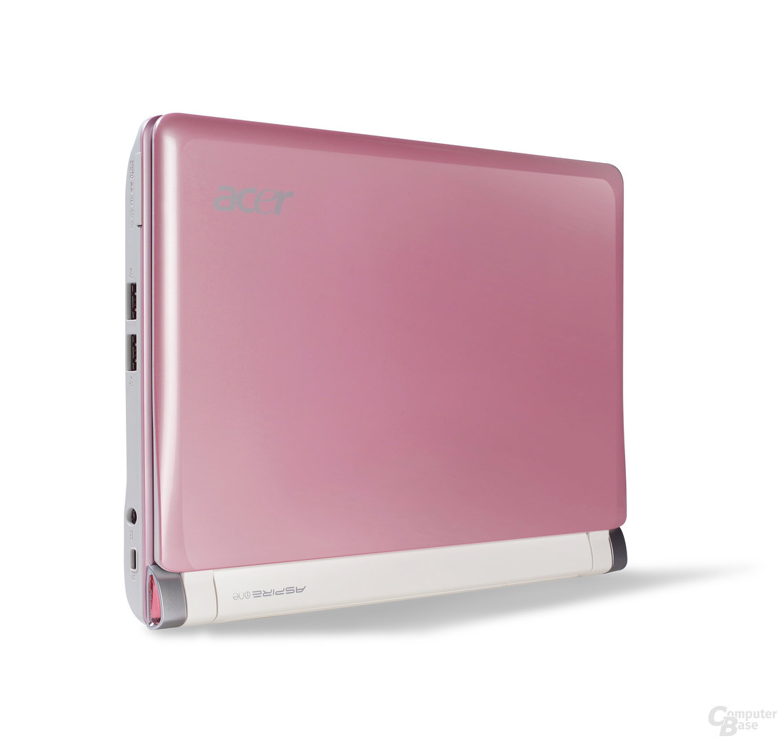Acer Aspire one D250 in pink