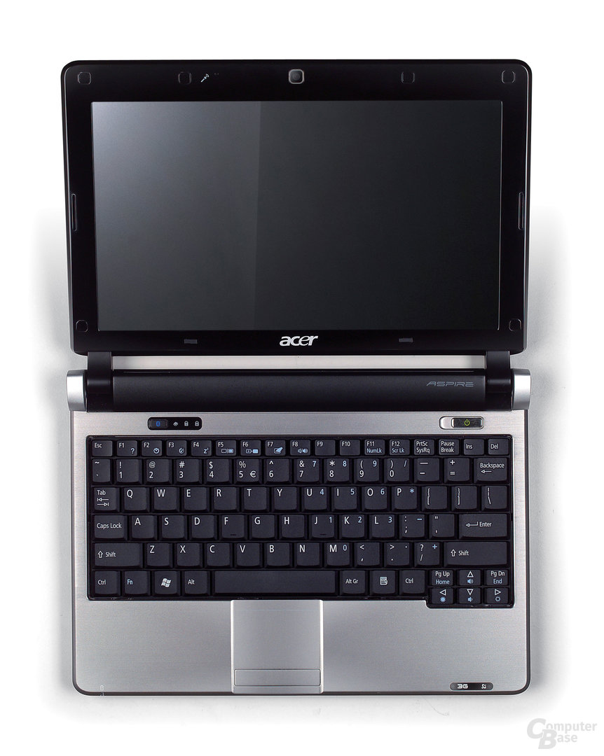 Acer Aspire one D250 in rot