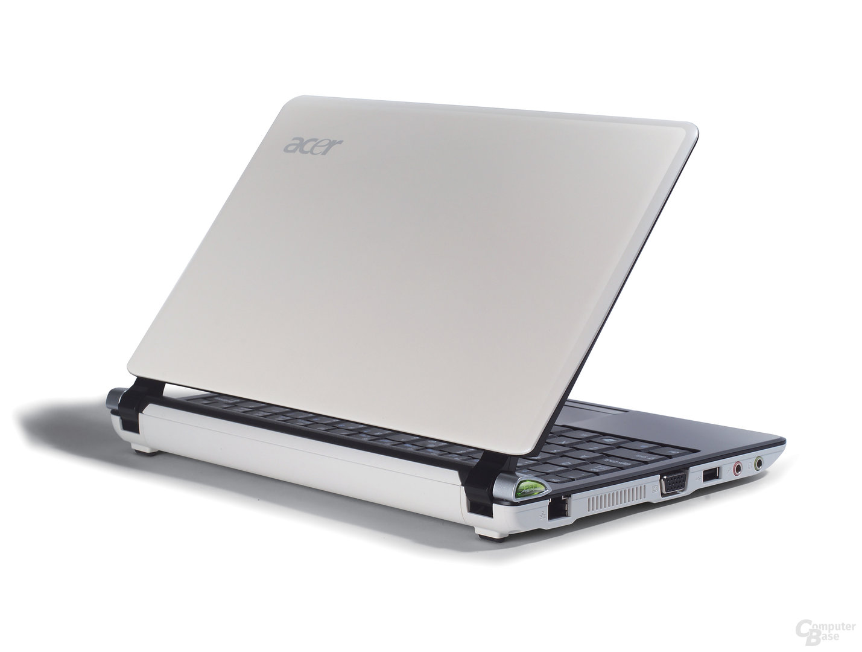 Acer Aspire one D250 in weiß