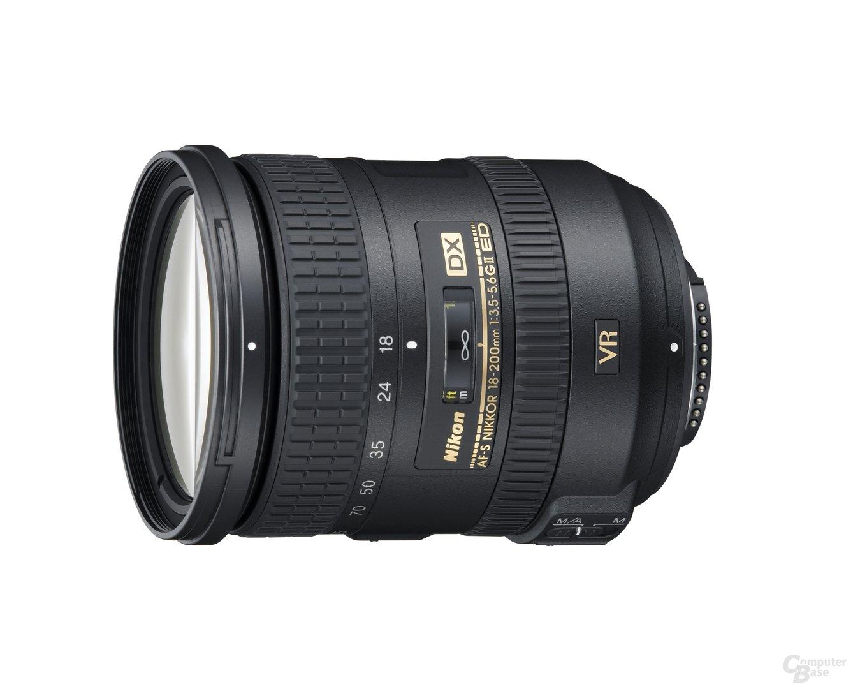 Nikkor AF-S DX 18-200mm 1:3,5-5,6G ED VR II