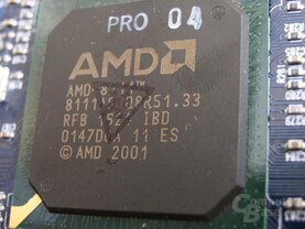AMD8111 I/O-Tunnel