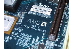 AMD SOLO2 Notenfeld
