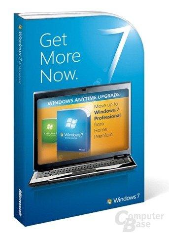 Windows 7 Upgrade Premium auf Professional