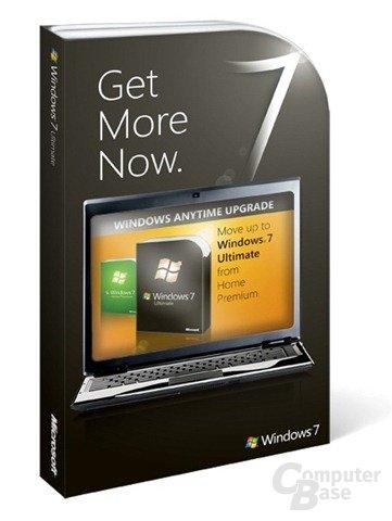 Windows 7 Upgrade Premium auf Ultimate